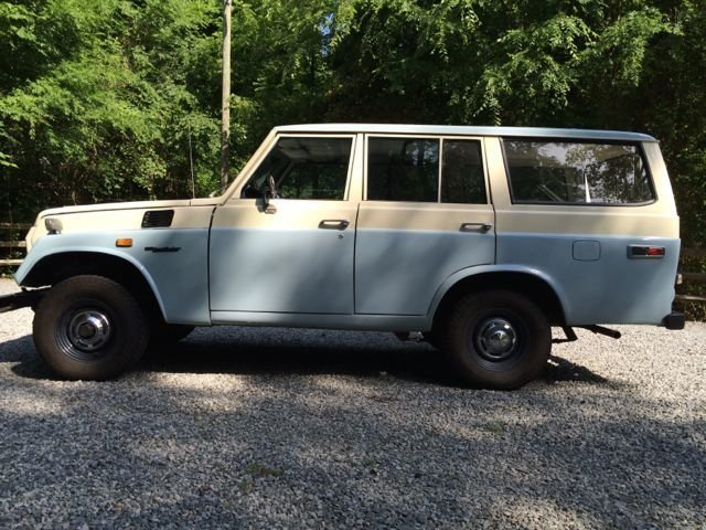 1974 Toyota ORIGINAL FJ55 Excellent