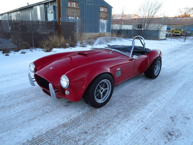 1964 AC COBRA SHELBY 289 ROADSTER