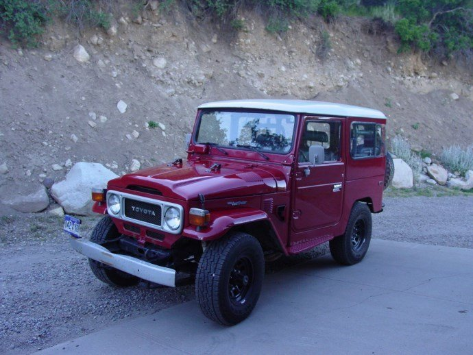 1979 Toyota FJ40 original cond clean great driver