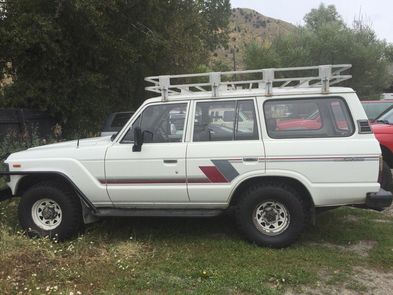 1989 Toyota HJ60 GX - RHD 6 CYL DIESEL PS AC