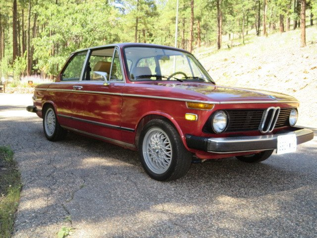 1974 BMW 2002Tii 2 Door Coupe - Loaded with best options! L