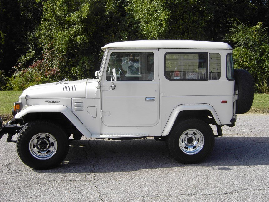 1982 Toyota FJ40 BEST OF ALL ORIGNINAL LOW MILES POWER STEERIN