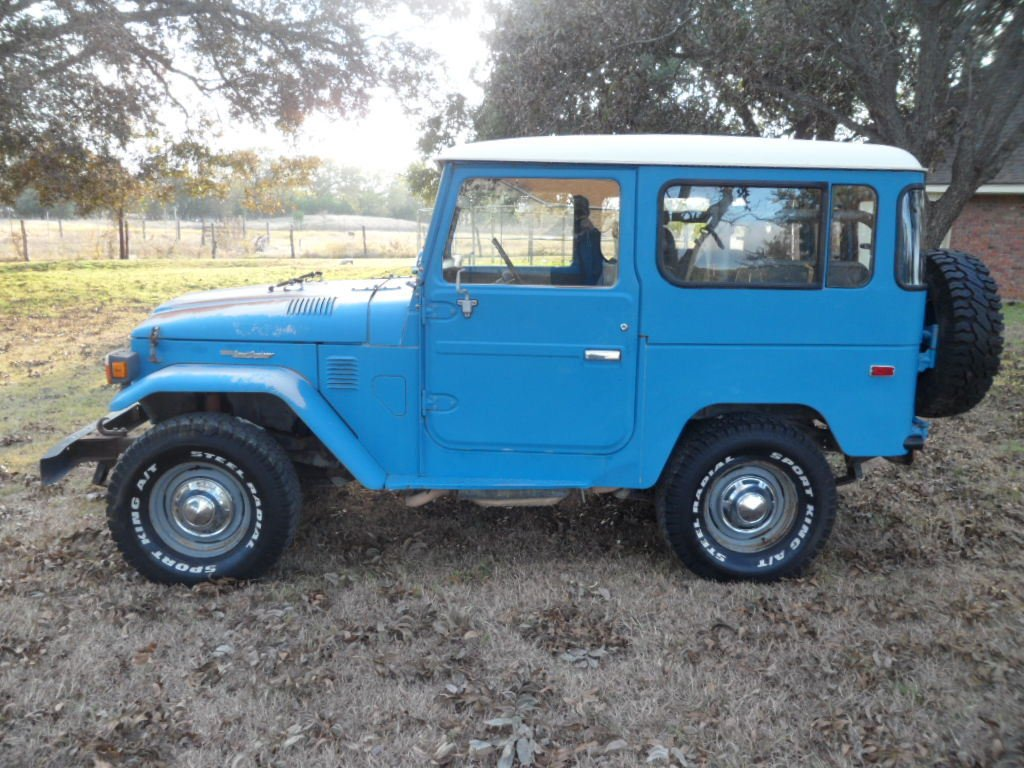 1979 Toyota FJ40 100% ORIGINAL & LOW MILE