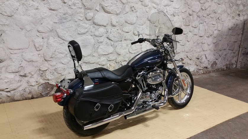 2009 Harley Davidson XL1200C TOURING PAQCKAGE