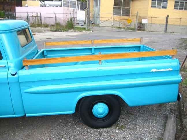 1959 Chevrolet APACHE ONE TON PICKUP