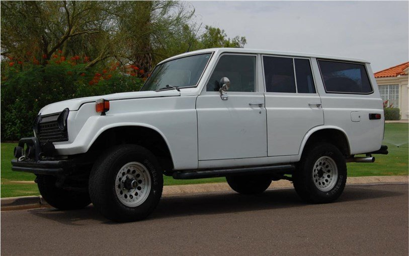 1979 Toyota FJ55 RUST FREE LOW MILE - CUSTOM UPGRADES V8 AUTOM