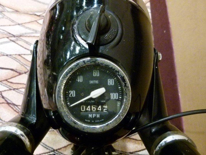 1961 Matchless G2CS 250cc SCRAMBLER MOTORCROSS
