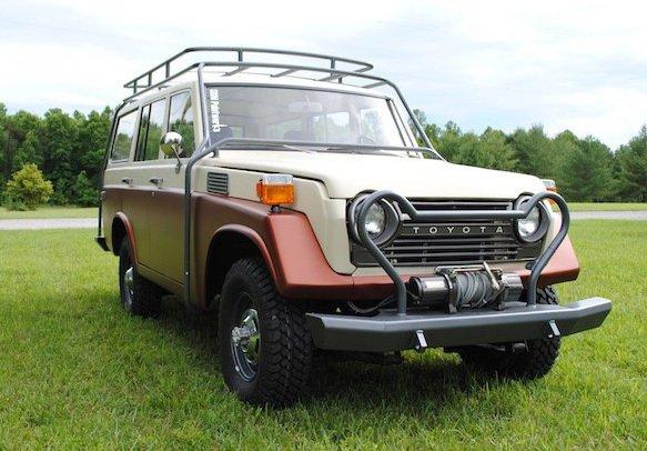 1975 Toyota FJ55