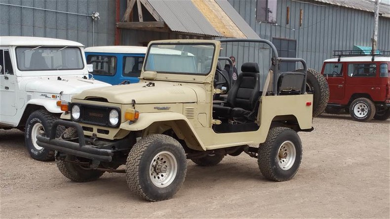 1979 Toyota FJ40 For Sale