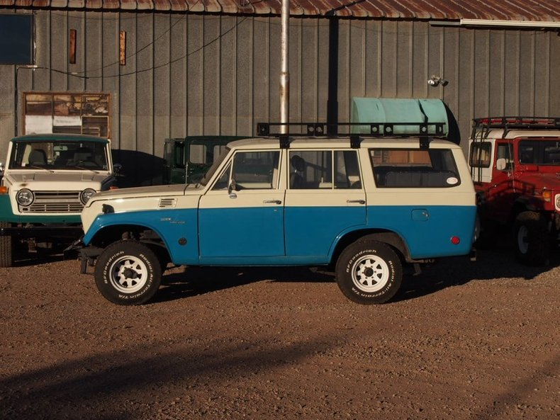 1969 TOYOTA FJ55 WAGON For Sale