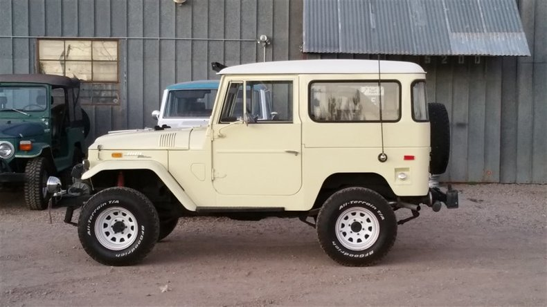 1971 TOYOTA FJ40 For Sale