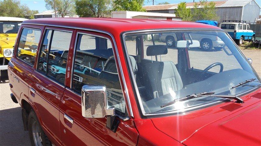 1989 TOYOTA FJ62 Wagon | Vintage Cruisers