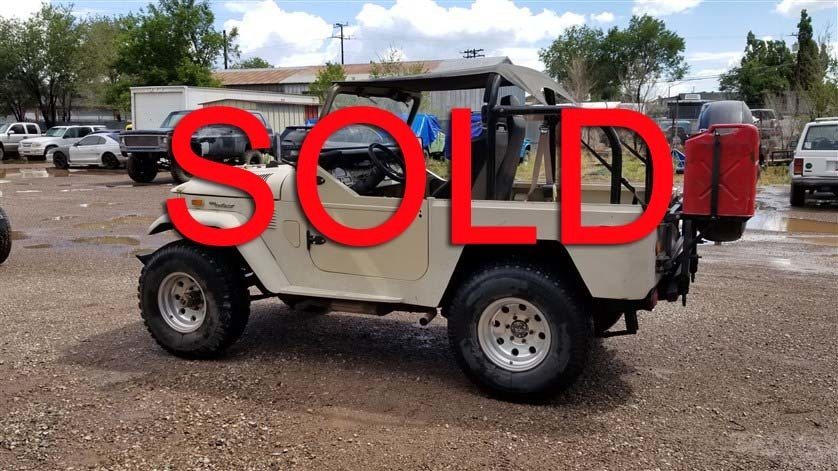 1974 Toyota FJ40 CUSTOM V8 MEGA CRUISER - LOADED