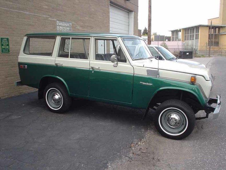 1976 Toyota FJ55 Wagon | Vintage Cruisers