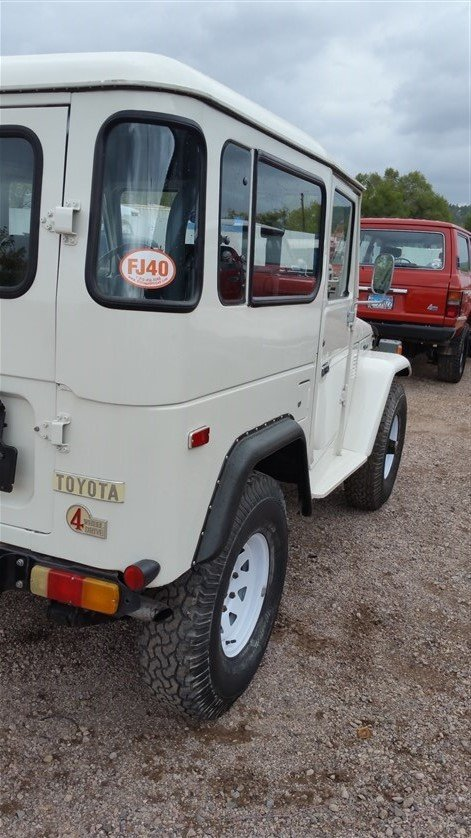 1983 Toyota FJ40 LAST ONE for sale #53896 | Motorious