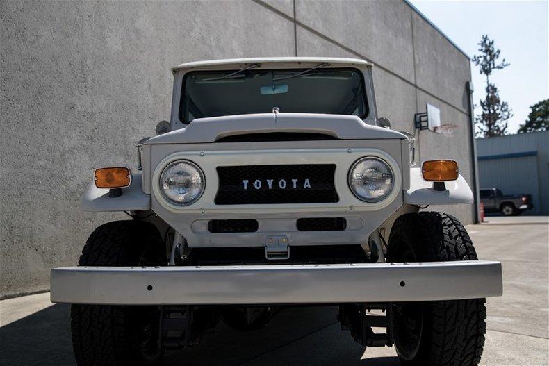 1970 Toyota FJ40 BODY OFF RESTORATION for sale #111560 | Motorious