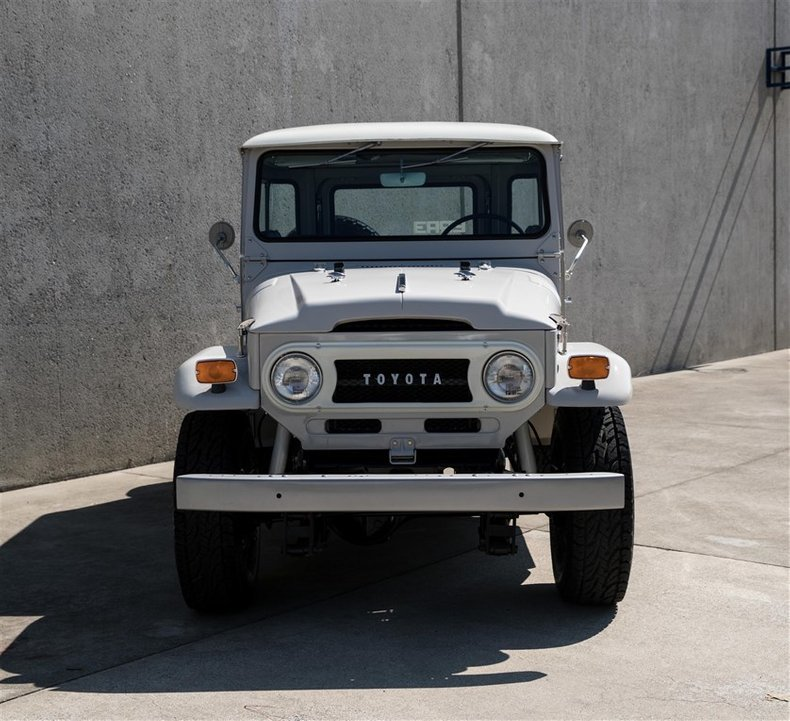 1970 Toyota FJ40 BODY OFF RESTORATION for sale #102068 | MCG
