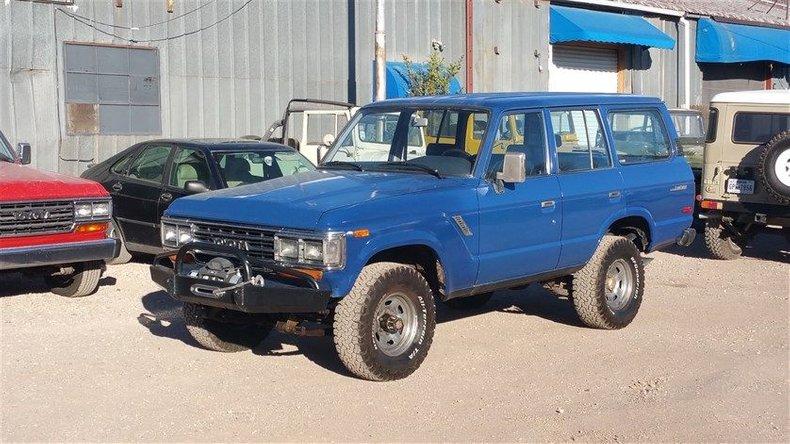1988 Toyota FJ62 For Sale