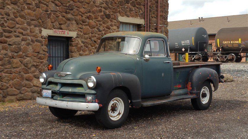 1954 Cheverolet 3600 3/4 Ton Pickup