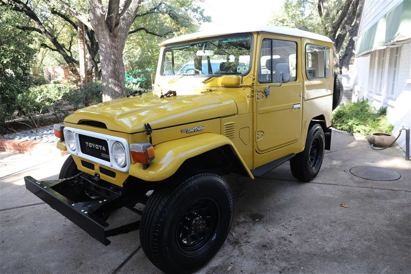 1984 Toyota BJ42