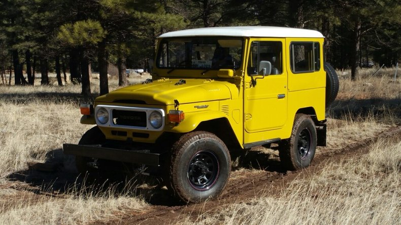 1984 Toyota BJ42 For Sale