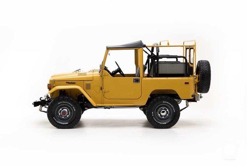 1980 Toyota FJ40 - G40 Heritage New for sale #115621 | MCG