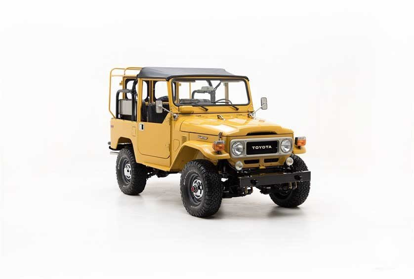 1980 Toyota FJ40 - Restored by FJ Company for sale #115621 | MCG