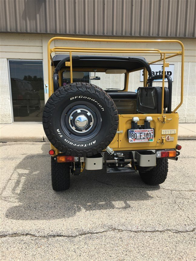 Best Fj40 Company For Sale - Bella Esa