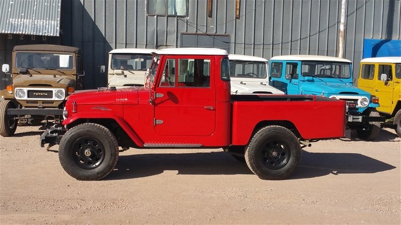 1967 Toyota FJ45 PICKUP For Sale