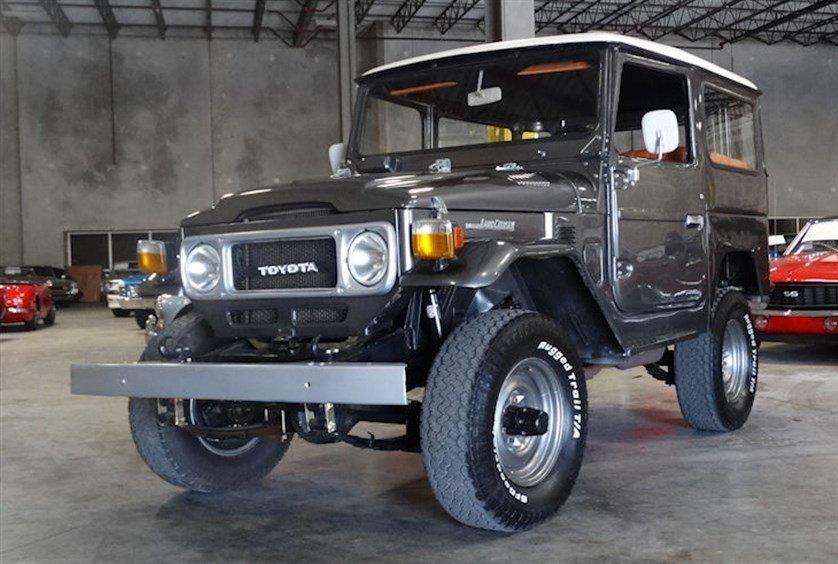 1977 Toyota Exotic FJ40