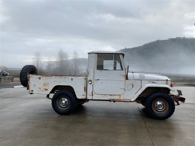 1963 Toyota FJ45 PICK UP For Sale