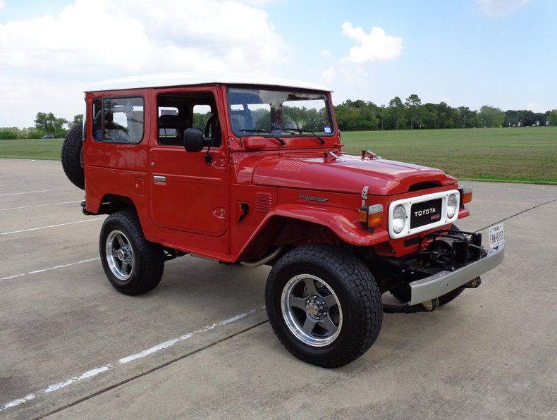 1981 Toyota BJ42 For Sale