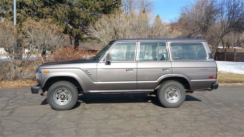 1989 Toyota FJ62 For Sale