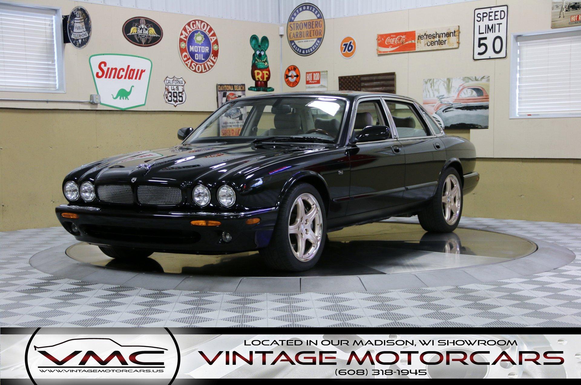 2001 jaguar xjr r1