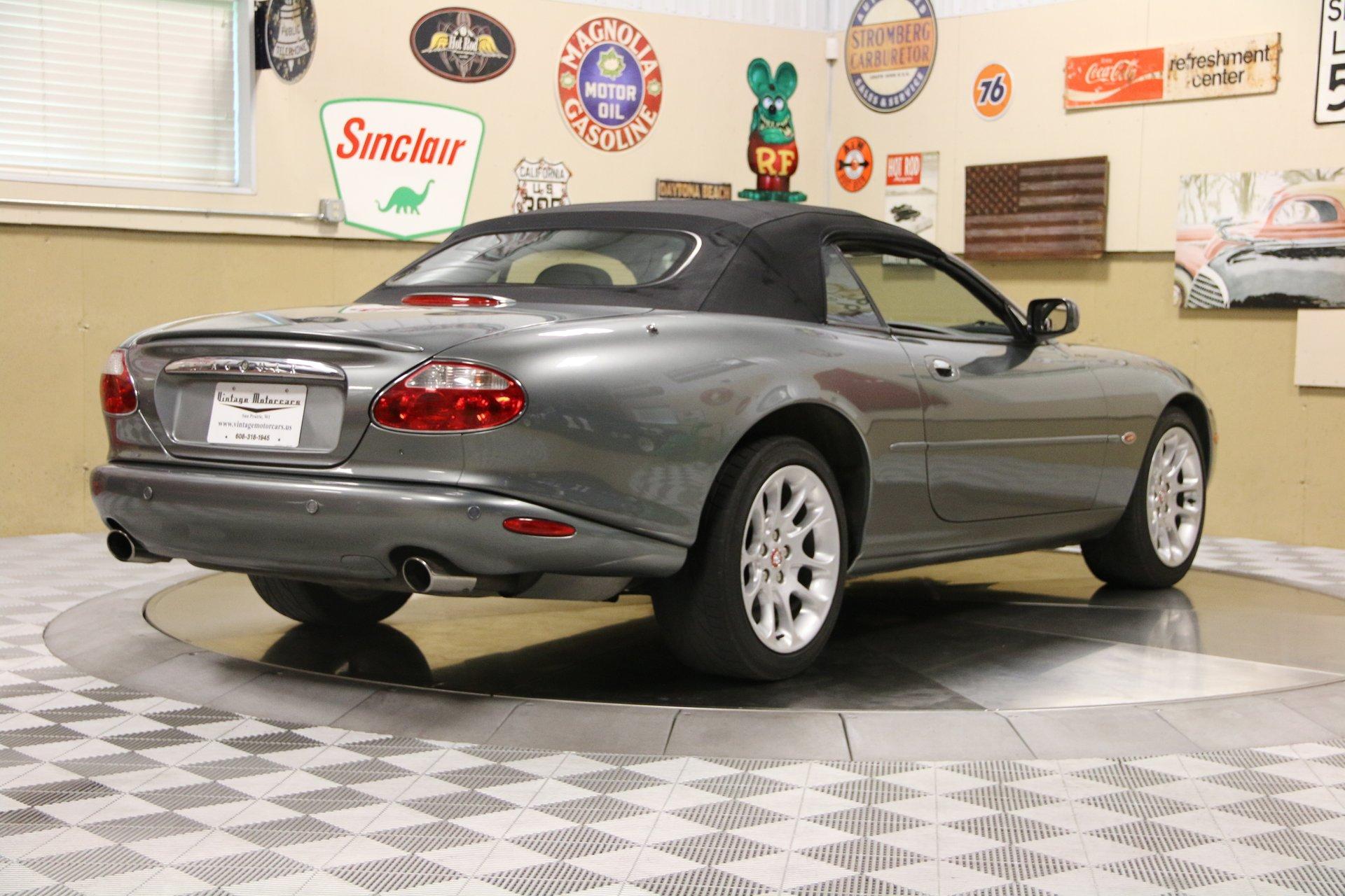 2002 Jaguar XKR for sale #91349 | MCG