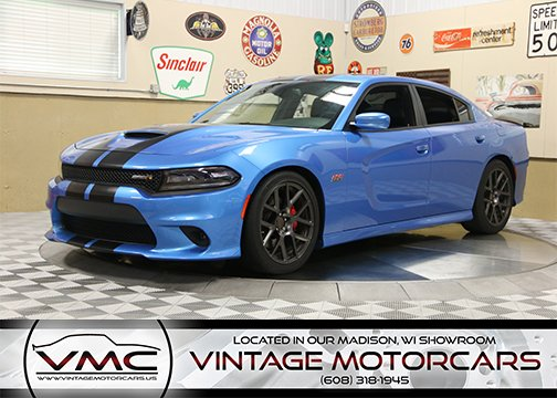 2016 dodge charger r t scat pack