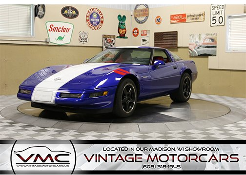 1996 chevrolet corvette gs