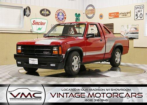 1989 Dodge Dakota Shelby