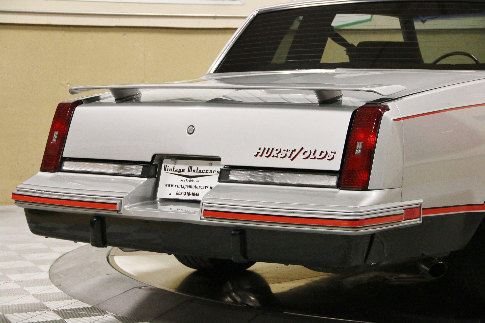 1984 Oldsmobile Cutlass Calais Hurst/Olds for sale #103488   MCG