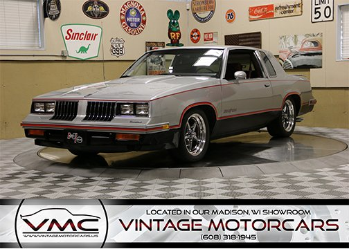 1984 oldsmobile cutlass calais hurst olds