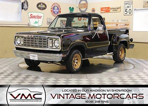 1977 Dodge D100 Warlock For Sale