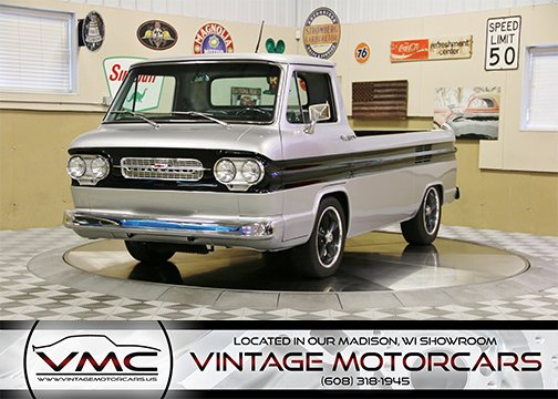 1962 chevrolet electric corvair truck
