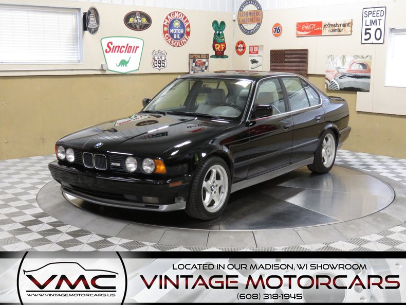 1991 BMW M5 For Sale