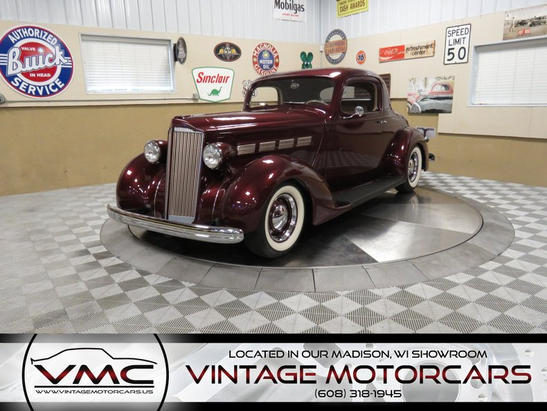1937 Packard 120 For Sale