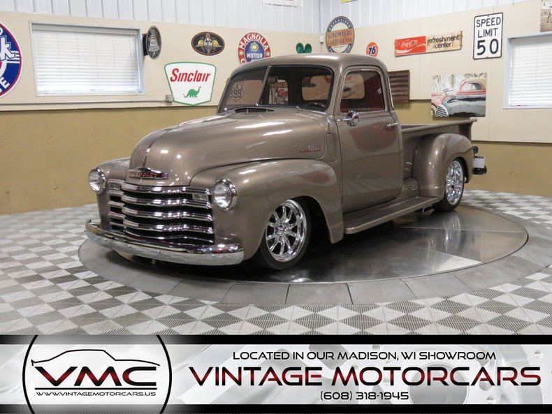 1951 Chevrolet 3100 Thriftmaster For Sale