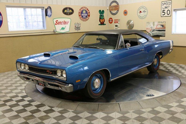 1969 Dodge Coronet R/T 2 Door Hardtop