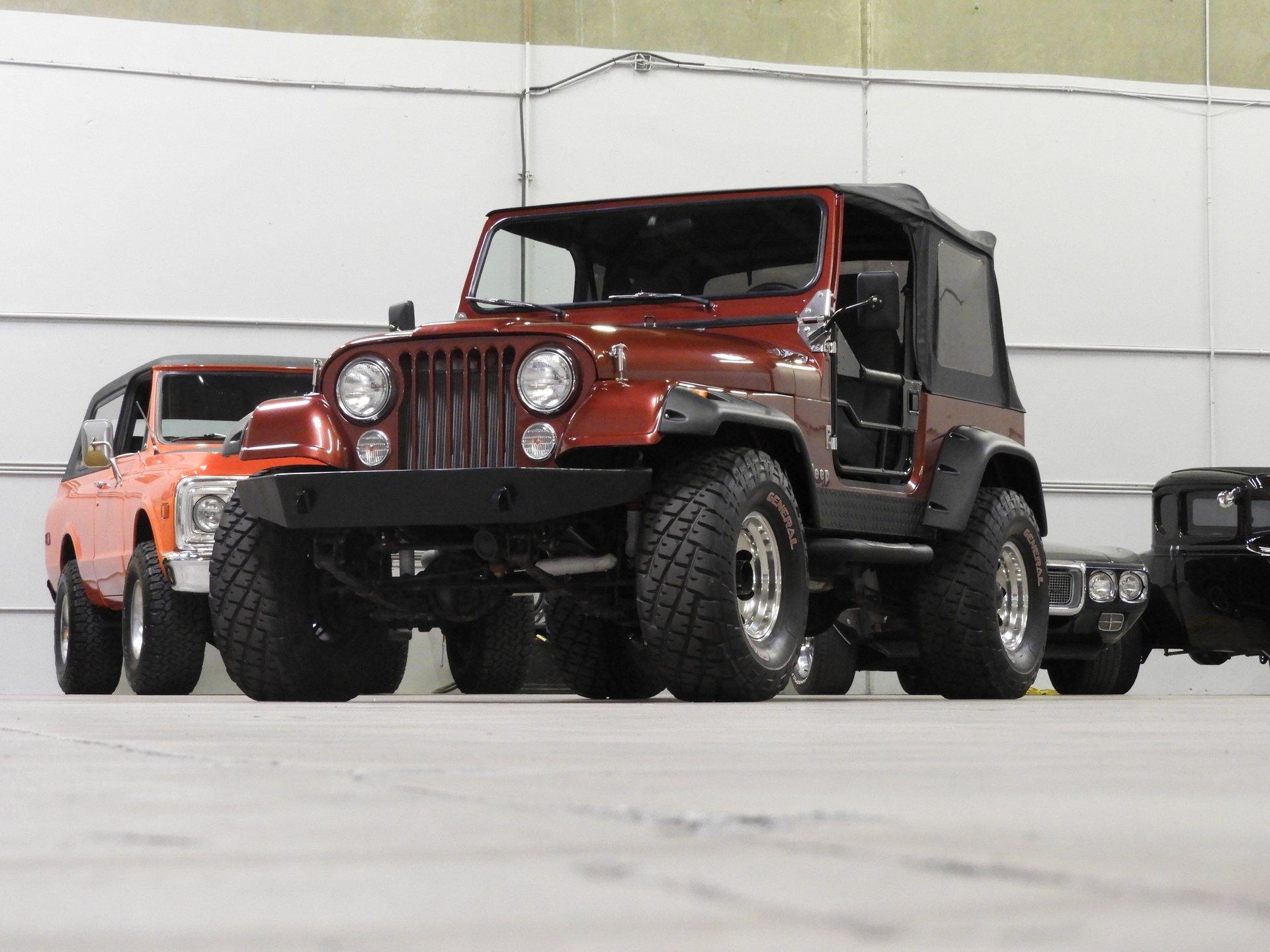 1984 jeep cj