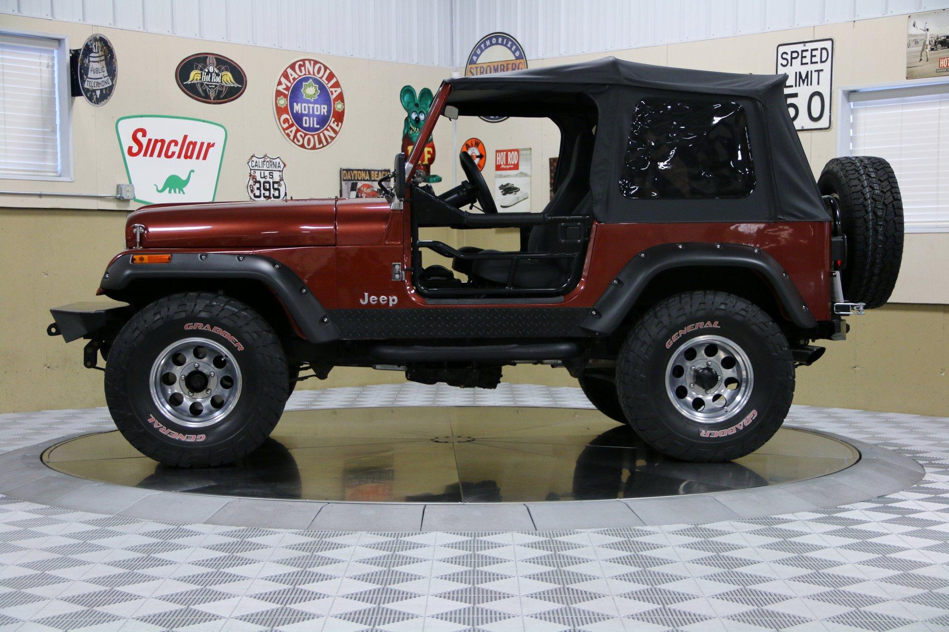 1984 Jeep CJ | Vintage Motorcars