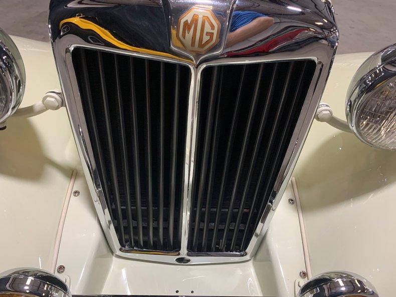 1950 MG TD
