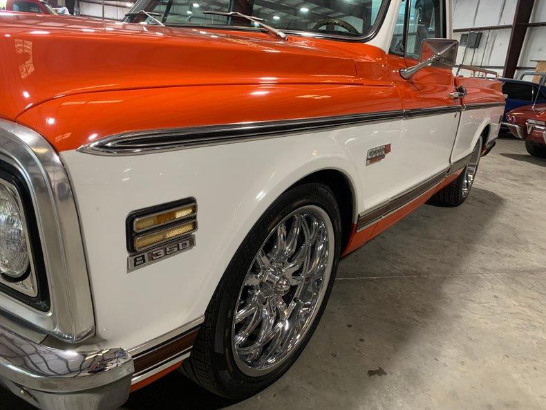 1971 Chevrolet C10 Cheyenne